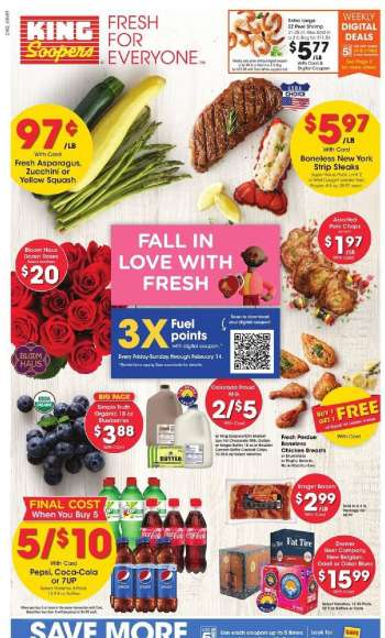 King Soopers Flyer - 02.10.2021 - 02.16.2021.